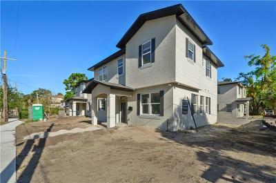 Orlando Single Family Home For Sale: 2933 E Central Boulevard