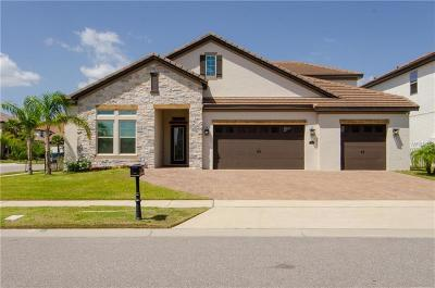 Orlando FL Single Family Home For Sale: $1,100,000