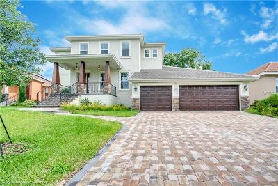 Apopka Single Family Home For Sale: 619 Sanctuary Golf Place