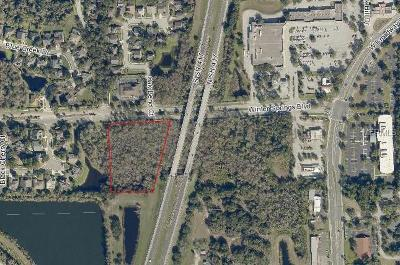 Oviedo Residential Lots & Land For Sale: 0 Winter Springs Boulevard