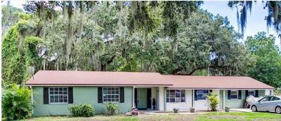 Auburndale Single Family Home For Sale: 112 Lakeview Drive
