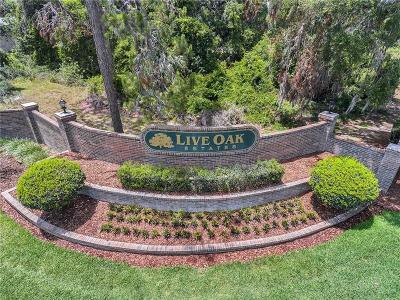 Residential Lots & Land For Sale: 11512 Rambling Oak Boulevard