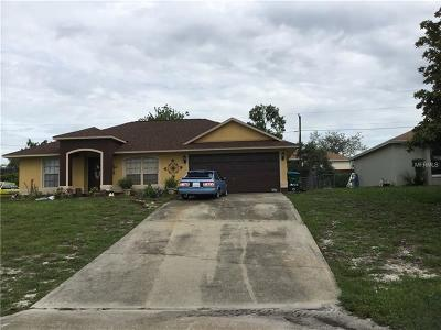 Deltona FL Single Family Home For Sale: $175,000