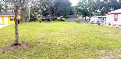 Groveland Residential Lots & Land For Sale: 128 Wright Street