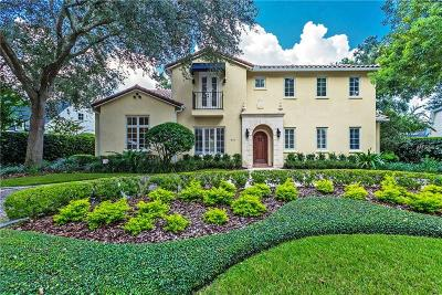 Winter Park Single Family Home For Sale: 860 Mayfield Avenue
