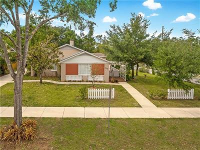 Orlando Multi Family Home For Sale: 821 E Concord Street