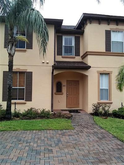 Davenport Townhouse For Sale: 2143 Calabria Ave