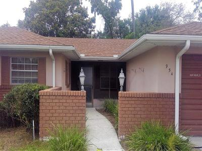 Deltona FL Single Family Home For Sale: $174,900