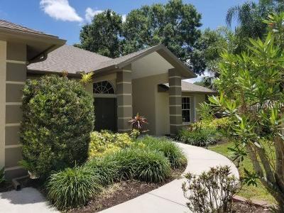 Bradenton Single Family Home For Sale: 6110 91st Street E