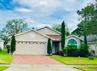 Orlando Single Family Home For Sale: 7707 Brookway Street