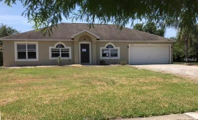 Lutz Single Family Home For Sale: 17015 Patton Court
