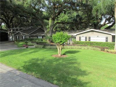 Maitland Single Family Home For Sale: 1 Cammack Drive