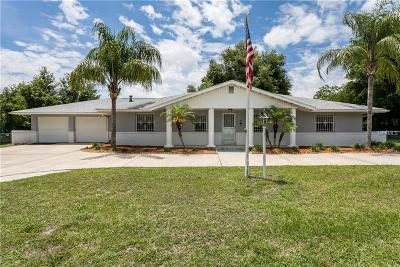 Debary Single Family Home For Sale: 9 W Highbanks Road
