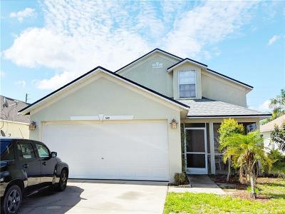 Davenport Single Family Home For Sale: 120 Sonja Circle