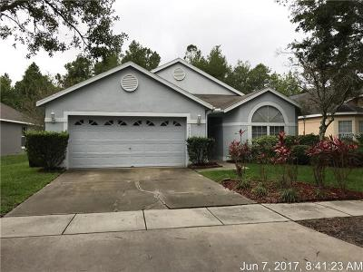 Orlando Single Family Home For Sale: 13338 E Heron Cove Drive
