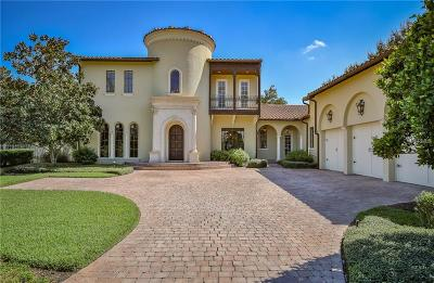 Celebration FL Single Family Home For Sale: $1,969,000