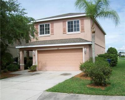 Bradenton FL Single Family Home For Sale: $237,000