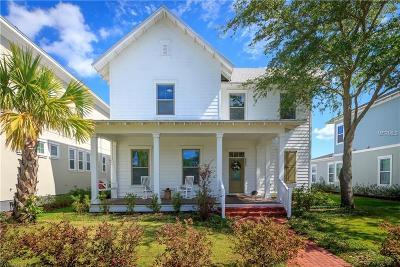 Winter Garden Single Family Home For Sale: 883 Easley Avenue