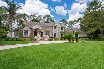 Longwood Single Family Home For Sale: 2164 Deer Hollow Circle