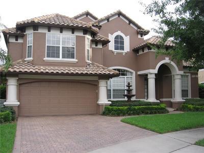 Orlando Single Family Home For Sale: 8640 Saint Marino Boulevard