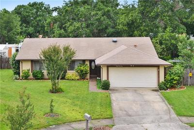 Orlando Single Family Home For Sale: 5039 Barcelona Street