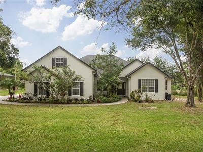 Clermont Single Family Home For Sale: 11812 Graces Way