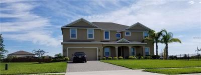 Orlando Single Family Home For Sale: 17545 Bella Nova Drive