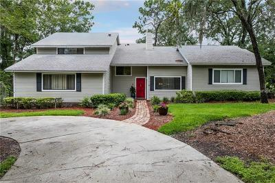 Altamonte Springs, Altamonte Single Family Home For Sale: 890 Francis Street