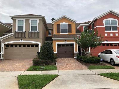 Orlando FL Townhouse For Sale: $256,000