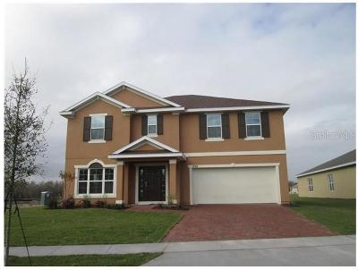 Kissimmee Single Family Home For Sale: 2511 Addison Creek Drive