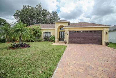 Oviedo Single Family Home For Sale: 1056 W Riviera Boulevard