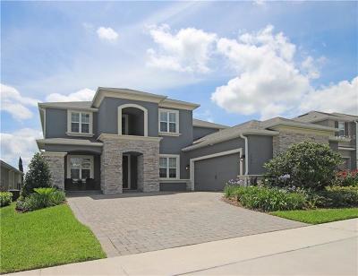Orange County Single Family Home For Sale: 7583 Bishop Square Drive