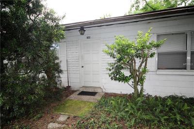 Longwood Single Family Home For Sale: 2601 Sand Lake Road