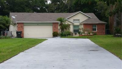 Ocoee Single Family Home For Sale: 528 Canby Circle