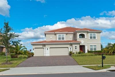 Orlando Single Family Home For Sale: 18241 Bellezza Drive