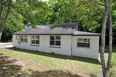 Deland FL Single Family Home For Sale: $89,900