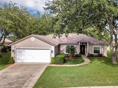 Minneola Single Family Home For Sale: 847 Parrish Drive