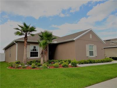 Kissimmee Single Family Home For Sale: 2845 Running Brook Circle