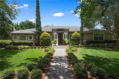 Orlando FL Single Family Home For Sale: $799,000