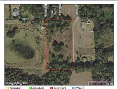 Plant City Residential Lots & Land For Sale: 00