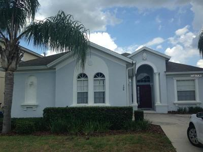 Haines City Single Family Home For Sale: 126 Minniehaha Circle #126