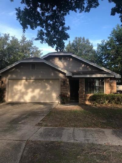 Orlando Single Family Home For Sale: 3202 Berridge Lane
