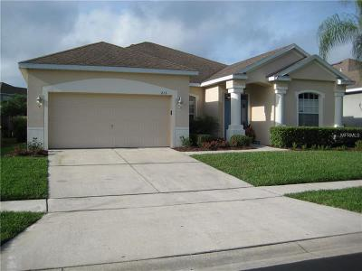 Winter Springs Single Family Home For Sale: 213 Tavestock Loop