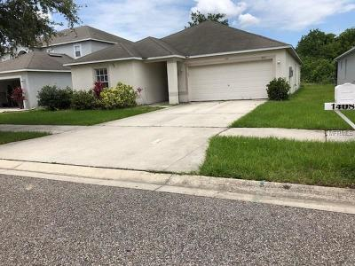 Ruskin Single Family Home For Sale: 1408 Alhambra Crest Drive
