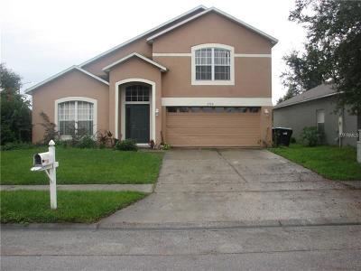 Orlando Single Family Home For Sale: 7706 Senjill Court