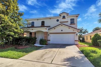 Kissimmee Single Family Home For Sale: 3003 Villa Preciosa Drive