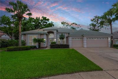 Lake Mary Single Family Home For Sale: 452 Flora Creek Court