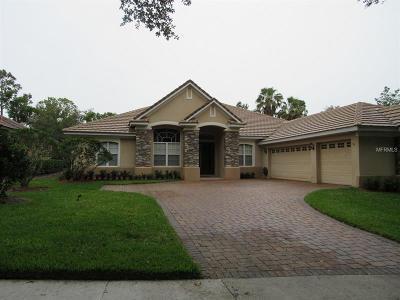 Longwood Single Family Home For Sale: 3370 Oakmont Terrace