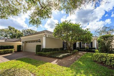 Orlando, Orlando (edgewood), Orlando`, Oviedo, Winter Park Villa For Sale: 6033 Lexington Park #97
