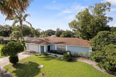 Winter Park Single Family Home For Sale: 2954 Fitzooth Drive